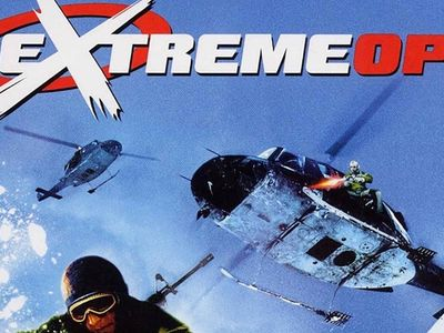 watch Extreme Ops streaming
