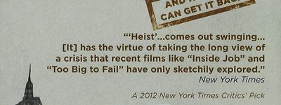 Heist: Who Stole the American Dream? online