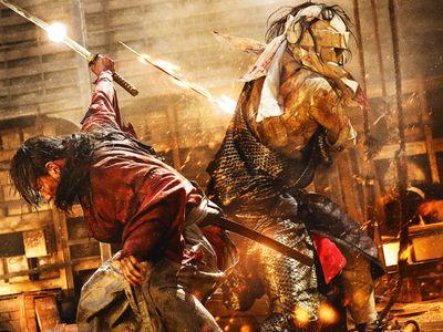 watch Rurouni Kenshin Part III: The Legend Ends streaming