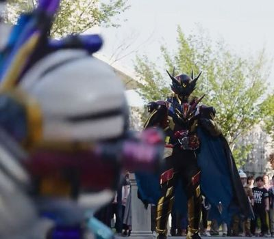 Kamen Rider Build the Movie: Be The One online