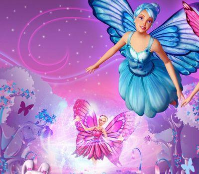 Barbie Mariposa online