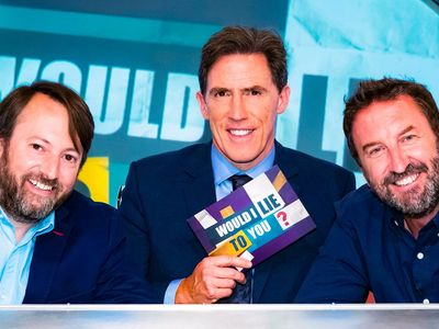 watch Would I Lie to You? streaming