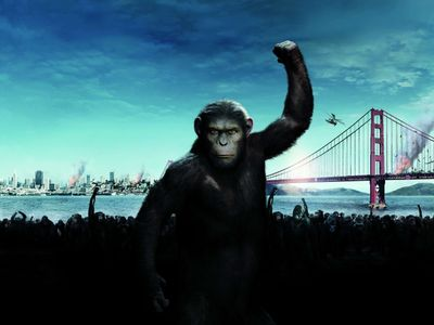 watch Rise of the Planet of the Apes streaming