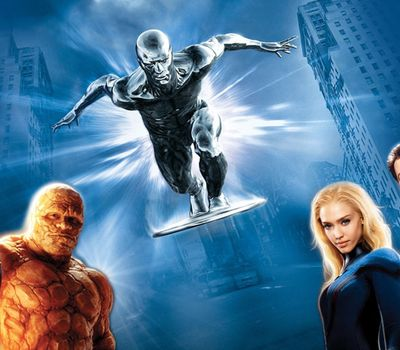 Fantastic Four: Rise of the Silver Surfer online