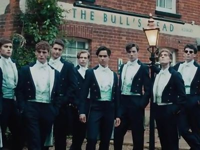 watch The Riot Club streaming