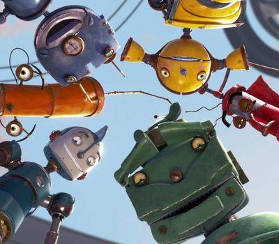Robots online