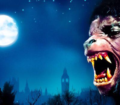 An American Werewolf in London online