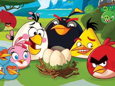 Angry Birds