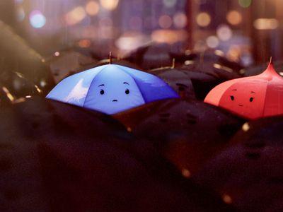 watch The Blue Umbrella streaming