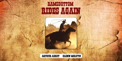 Ramsbottom Rides Again STREAMING