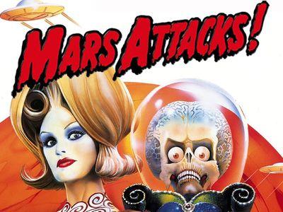 watch Mars Attacks! streaming