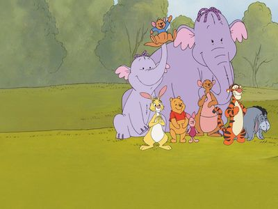 watch Pooh's Heffalump Movie streaming