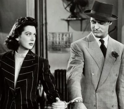 His Girl Friday online