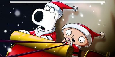 Family Guy Presents: Road to the North Pole en streaming