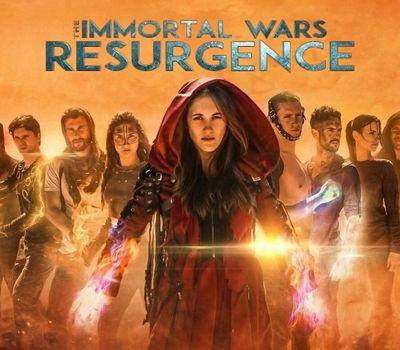 The Immortal Wars: Resurgence online
