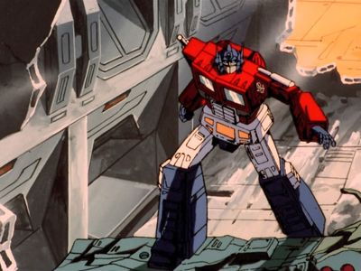 watch The Transformers: The Movie streaming