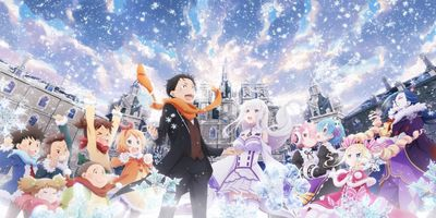 Re:Zero kara Hajimeru Isekai Seikatsu Memory Snow STREAMING