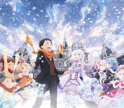 Re:Zero kara Hajimeru Isekai Seikatsu Memory Snow online