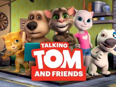 watch Talking Tom and Friends streaming