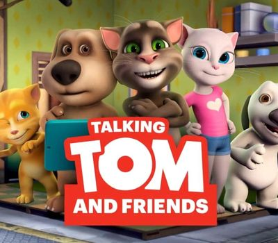 Talking Tom and Friends online