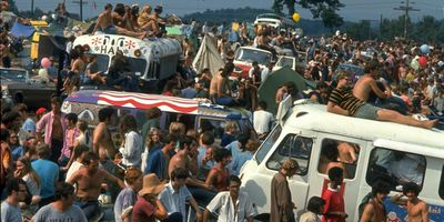 Woodstock en streaming