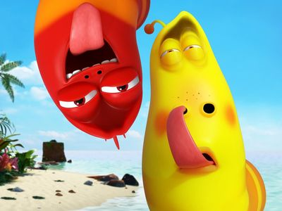 watch The Larva Island Movie streaming
