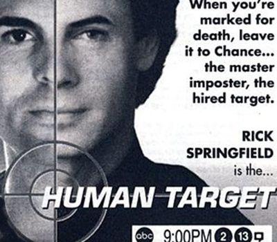Human Target online