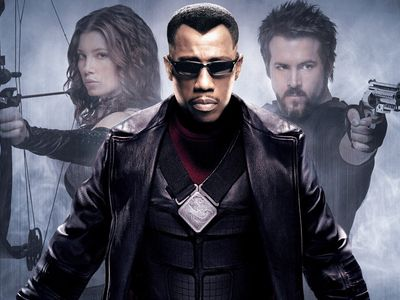 watch Blade: Trinity streaming