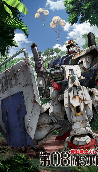 Mobile Suit Gundam : The 08th MS Team movie