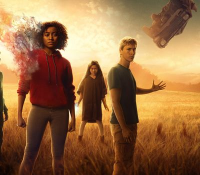 The Darkest Minds online