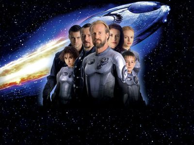 watch Lost in Space streaming