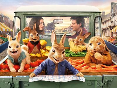 watch Peter Rabbit 2: The Runaway streaming