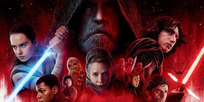 Star Wars: Les Derniers Jedi en streaming