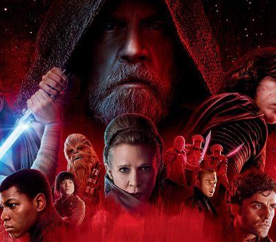 Star Wars: The Last Jedi online