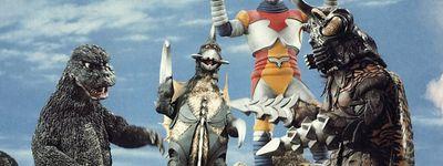 Godzilla vs Megalon online