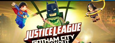 LEGO DC Comics Super Héros, la ligue des justiciers : S'évader de Gotham City online