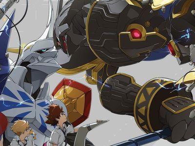 watch Digimon Adventure tri. Part 1: Reunion streaming