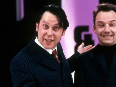 watch The Smell of Reeves and Mortimer streaming