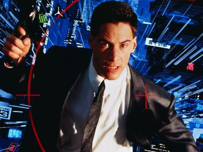 watch Johnny Mnemonic streaming