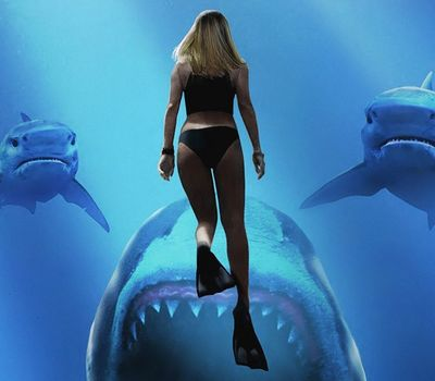 Deep Blue Sea 2 online