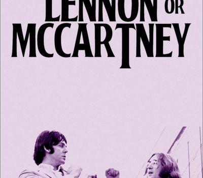 Lennon or McCartney online