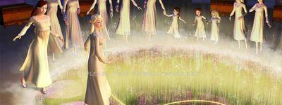Barbie au bal des douze princesses online