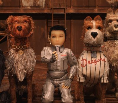 Isle of Dogs online