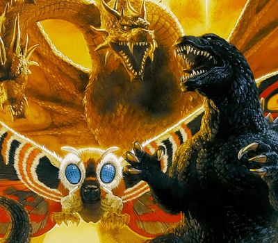 Godzilla, Mothra and King Ghidorah: Giant Monsters All-Out Attack online