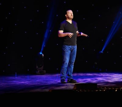 Ricky Gervais: Humanity online