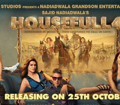Housefull 4 online