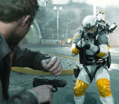 Quantum Break online