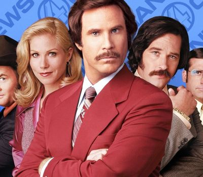 Anchorman: The Legend of Ron Burgundy online