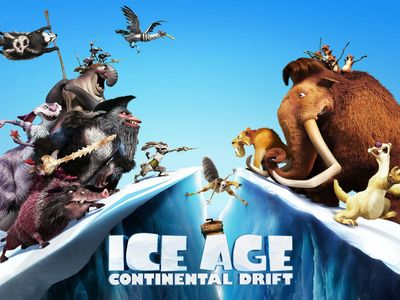 watch Ice Age: Continental Drift streaming