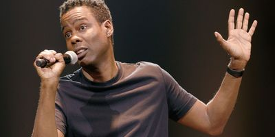 Chris Rock: Tamborine STREAMING